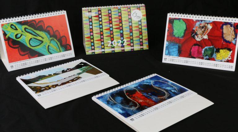 mehrere Kalender 2022